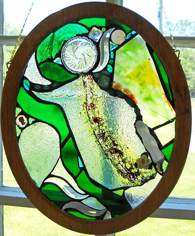 Emerald Green Healing Portal 800h